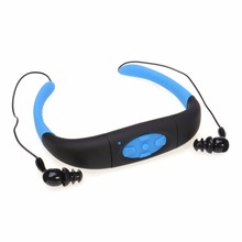 Waterproof Bluetooth Headphones V4.0 Sports Headset Noise Reduction Stereo Earphone Headphone In-ear Handsfree