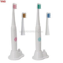 Electric Toothbrush Ultrasonic Oral Care Cleaning Battery Power Tooth Brush #H027#(China)