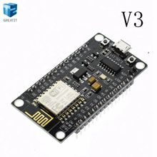 1pcs New Wireless module CH340 NodeMcu V3 Lua WIFI Internet of Things development board based ESP8266