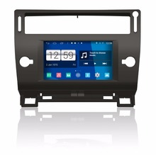 S160 Android 4.4.4 CAR DVD player FOR CITROEN C4 car audio stereo Multimedia GPS Head unit(China)