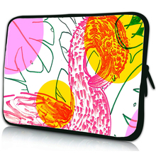 "Flamingo Laptop Bag 15.6 15 14 13.3 11.6 12"" Tablet 10.1 17"" Notebook Slim Shell Case Bags Macbook Air Chuwi Huawei Apple"