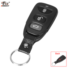 DANDKEY 2/2+1/3+1 Buttons Replacement Keyless Entry Remote Key Fob 3/4 Button for Hyundai for Kia Carens(China)
