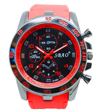 Delicate Hot! relogio masculino top brand luxury Stainless Steel Luxury Sport Analog Quartz Modern Men Wrist Watch wholesale