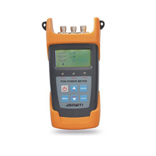 JW3213 PON Optical Power Meter / FC/SC/ST Applicable to PON network test such as EPON APON BPON fibre testing equipment(China)