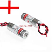 + 650nm 5mW Red Laser Line Module Glass Lens Focusable