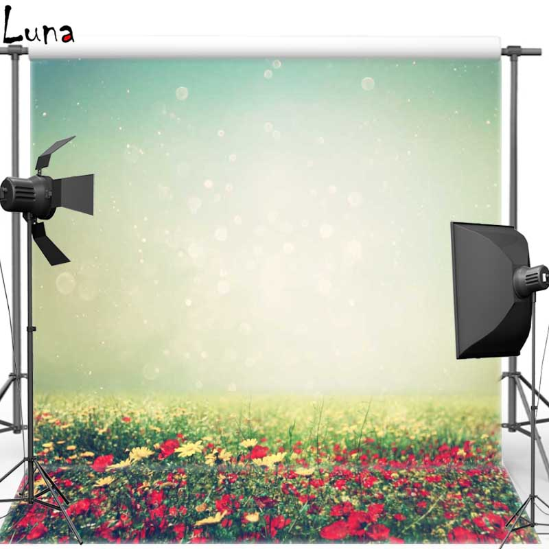 Floral for Wedding Newborn Vinyl Cloth Photography Background Backdrops Shimmer backgrounds for photo studio F1072<br><br>Aliexpress