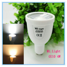 Mi Light Dimmable GU10 E27 E14 PAR30 Led Bulb Lamp 4W 6W 8W 9W MiLight 2.4G Wireless Lights 85-265V RGBW RGBWW Led Dimmer Lamp