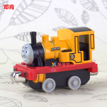 2016 The new alloy Thomas train toys, magnetic toy yellow link(China)