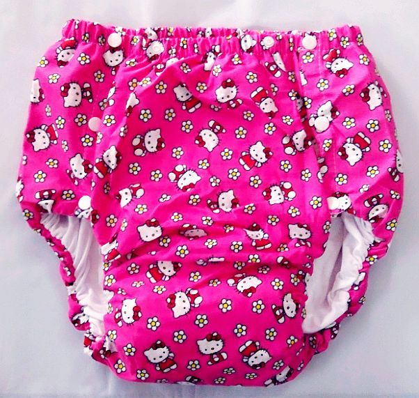 Free Shipping FUUBUU2042-KT  baby diaper plastic pants for babies  baby romper baby  diaper abdl