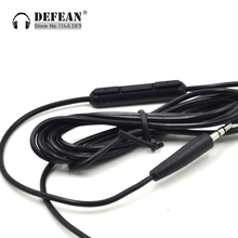Replacement audio Cable cord for OE2 OE 2 ON-EAR headphonesFree shipping alistore