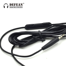 Replacement audio Cable cord for OE2 OE 2 ON-EAR headphonesFree shipping alistore(China)