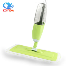 Microfiber Dust Mop Lightweight Cleaning Tools Home Kitchen Microfibre Fabric Telescopic Removable Spray Mop