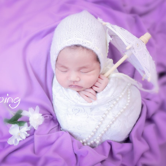 Fashion Newborn Baby Photography Props Floral Wrap Blanket Decorative Baby Shooting Flower Mat Retro Infant Photo Accessories 4