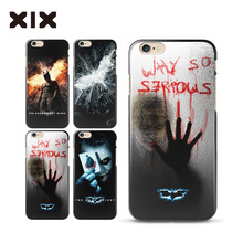 For fundas iPhone 5 5S case Batman Joker hard PC cover for coque iPhone 5 5S case 2016 new arrivals case for Apple iPhone 5S