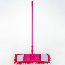 Magic Mop 360 Degree Rotation Chenille Floor Duster Mops Floor Cleaning Quick Dry Magic Mops Home Cleaning Tools Ramdom