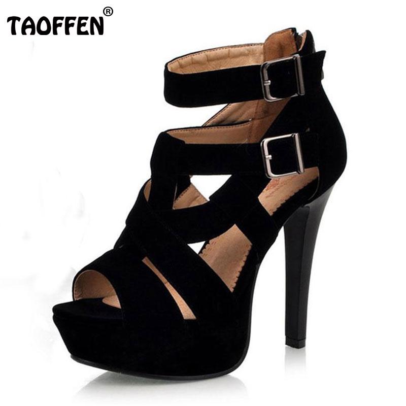 ladies high heel sandals thin flock dress shoes heels fashion heels women sexy fashion H936 Hot sell  size 34-39<br><br>Aliexpress