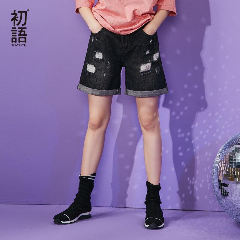 Toyouth 2017 New Arrival Women Jeans Real Softener Cotton Casual Denim Shorts Pant Summer Pocket Button Jeans Femme Îäåæäà è àêñåññóàðû<br><br>