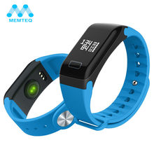 MEMTEQ Sport Blood Pressure Oxygen HeartRate fitness Smart Watch Wrist Band Bracelet Sleep Monitoring For Android IOS(China)