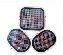 30Pcs wholesale Self Adhesive training waist patch electrode pad relieve muscle strain back muscles Medical health treatments(China)