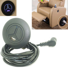 Embedded mount,Electric Recliner Chair Sofa Controller,USB Port,LED Indicator(China)