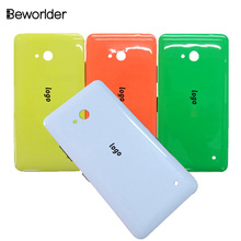 For Microsoft Lumia 640 Battery cover Replace Original back cover Protector Candy color Battery case PC cases For Microsoft 640