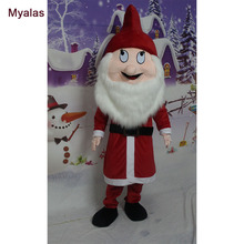 Seven Dwarfs Mascot Costume Cartoon Apparel Masquerade Mascot Costume And Halloween Costume Customize For Adult(China)