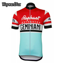 2016 New ST cycling jersey red&blue cycling clothing Italy Cycling Tours bike wear short sleeve riding racing Mountain road(China)