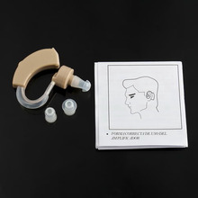 Adjustable Ear Care Ear Sound Amplifier Volume Tone Hearing Aids Aid Behind The Ear Sound Amplifier Sound Adjustable Kit Hot