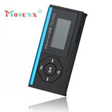 Mosunx Simplestone Mini USB MP3 Music Media Player LCD Screen Support 16GB Micro SD TF Card Noc8