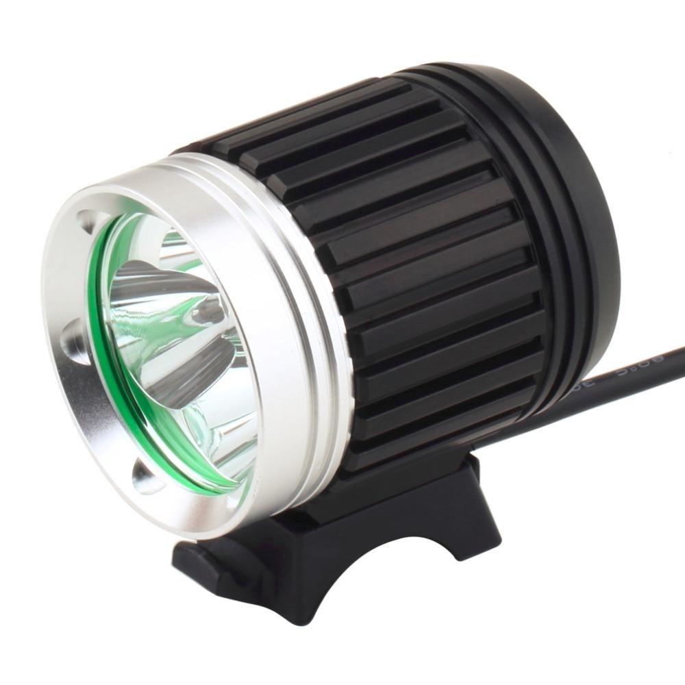 4000Lm 3x XML T6 LED Bicycle Bike HeadLight Headlamp Flashlight TorchBest Price<br><br>Aliexpress