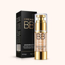 New Hyaluronic Acid Concealer Nude Makeup BB Cream Liquid Foundation Moisturizing Whitening Beauty Essential Contour bb Cream(China)
