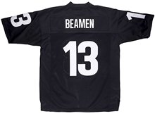 American Football Jersey Jamie Foxx Beamen Jersey #13 Any Given Sundy Black All Stitched Top Quality S-3XL