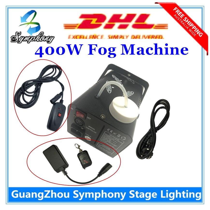 400W Smoke Machines Disco Fog Machine Professional DJ Lighting Equipment Mini 400W Fog Machine With Remote Control&amp;Cable Control<br><br>Aliexpress