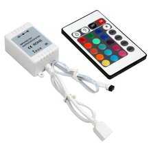 NFLC IR Box Remote Controller 24 Keys for RGB LED Light Strip