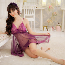 Special Offer Spandex Langerie Baby Doll Lingerie Sexy Lingerie Wholesale hot New Picture underwear D201(China)