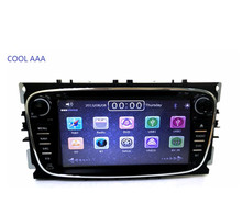 2 Din  2din radio DVD GPS Navi for Ford  Focus Mondeo Galaxy  S- max  c- max 3G Audio Radio Stereo Head Unit