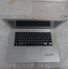 14.1 inch laptop ultrabook notebook computer 4GB DDR3 RAM 64GB USB TF card WIFI HDMI webcam