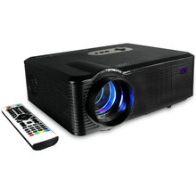 2017 Original CL720 LED Projector 3000LM 1280*800 HD Projector With Analog TV Interface For Home Entertainment Cinema Projector