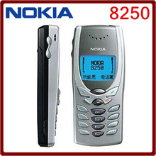 8250 Cheapst Nokia 8250 Mobile Phone 2G GSM 900/1800 Unlocked Refurbished Dual Band Cellphone  classic phone