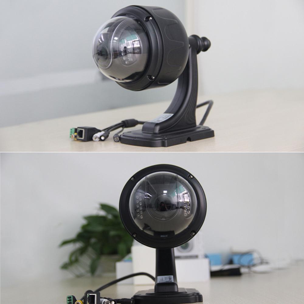 ZILNK 960P HD PTZ Speed Dome Camera DH47H Black (6)