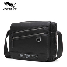 CROSS OX 2017 New Arrival Men's Satchel Bags For Men Messenger Bag Shoulder Bags Military Style Bag Travel iPad Portfolio SL386M