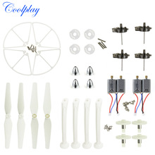 Syma Main Blades & Landing Skids & Frames & Main Gears & Main Motors Spare Replacement Parts for Syma X8 X8C X8W RC Quadcopter
