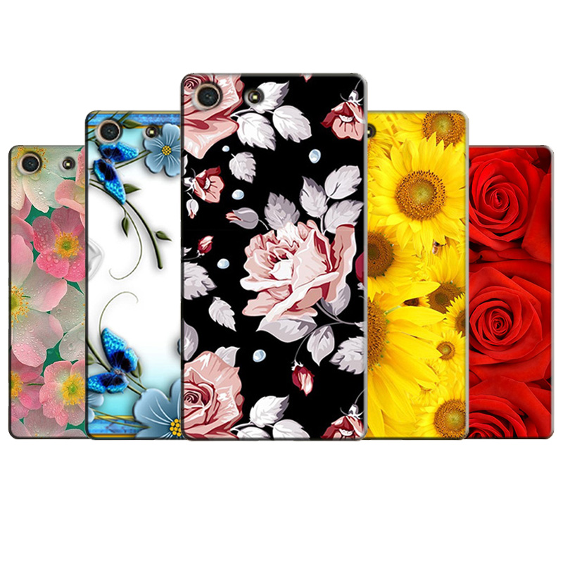 Hard Plastic Phone Case sony M5 Dual Case Sony Xperia M5 Dual E5603 E5606 E5653 Case Cover Shell Housing