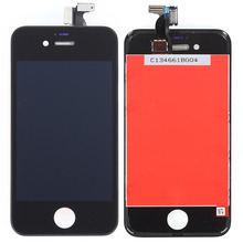 AAA Quality LCD For iPhone 4s Screen  Replacement Touch Display Digitizer Assembly For iPhone 4s LCD, Black/White