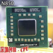 Shipping free AMD cpu laptop N850 HMN850DCR32GM CPU 1.5M Cache/2.2GHz/Socket S1 triple Core Laptop processor N 850 N-850