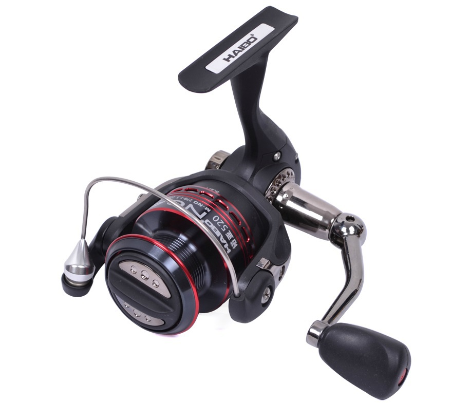 Nunatak Brand Spinning Fishing Reel NOE 510/520 1000/2000 Stainless Steel Series Bearing5BB Fishing Reel  <br>