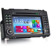 "7"" Special Car DVD for Volkswagen Crafter 2006+ with External WCDMA 3G Dongle Support & 500GB Mobile Hard Disk Support"