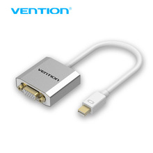 Vention Thunderbolt Mini DisplayPort Display Port DP Male to VGA Female Adapter Cable For Apple MacBook Air Pro iMac Mac