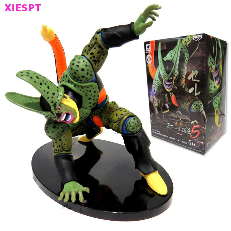 Anime Dragon Ball Z Cell Figurines The Second Form PVC Action Figure Model Collection Toy Gift Free Shipping<br><br>Aliexpress