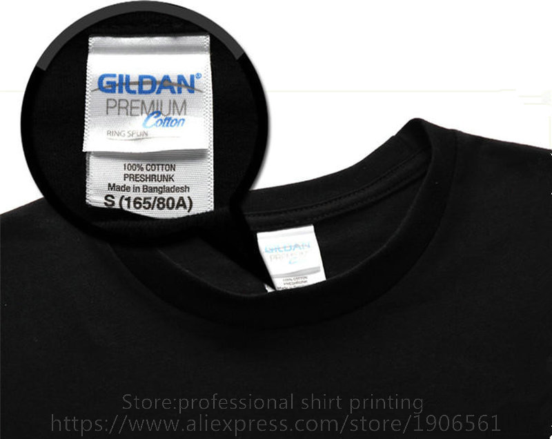Personalised T Shirts Gildan Short Sleeve Gift O-Neck Top Dad Fathers Day Style Father Birthday Shirts For Men